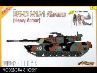 USMC M1A1 Abrams (Heavy Armor)