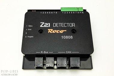 Z21 Detektor 'Terugmeldmodule'