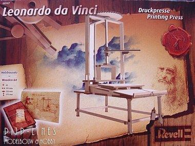 Leonardo da Vinci Drukpers