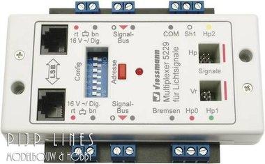 Viessmann 5229 Multiplexer voor lichtseinen