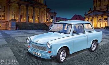 Trabant 601S 60 jaar