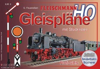 Fleischmann Profi-rails railplan boek h0