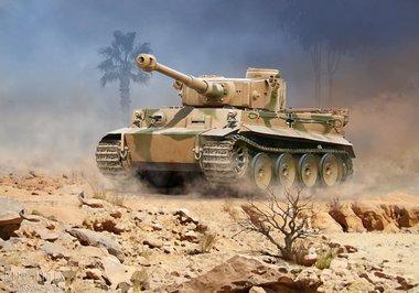 Pzkpfwgn VI Ausf. H Tiger