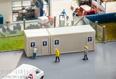 Toiletcontainer
