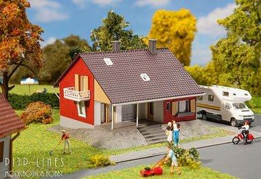Eensgezinswoning met terras