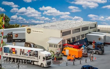 Verdeelcentrum UPS