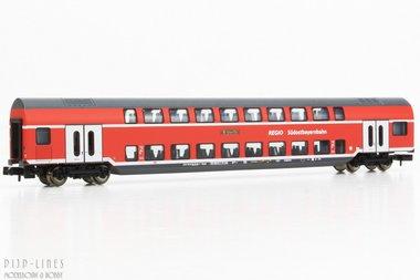 DB-AG Dubbeldekker 2e klas (Südostbayernbahn)