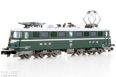 SBB Elektrische locomotief Ae 6/6 DCC digitaal Sound