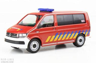 VW T6 Belgische Brandweer (B)