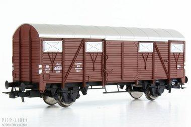 NS gesloten wagen Type S-CHO