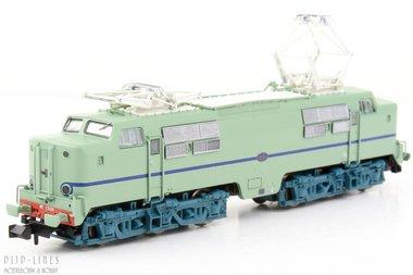 NS E-lok 1201 turquoise