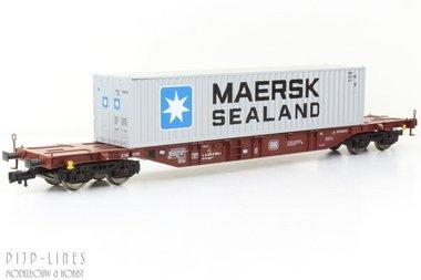 DB containerdraagwagen Type Sgns