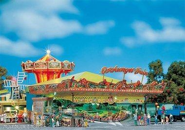 Carrousel Jungletrein