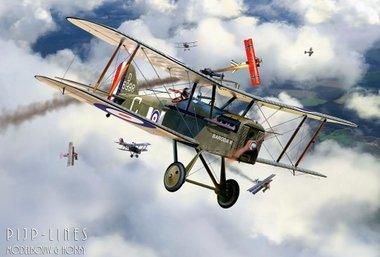 100 Years RAF: British S.E. 5a