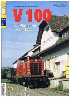 Eisenbahn Journal Extra-2 2018 V100 DB-Baureihen 211 und 212