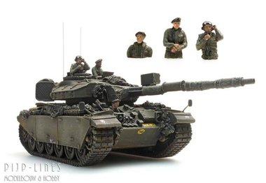 NL Tankbemanning (3-fig.)