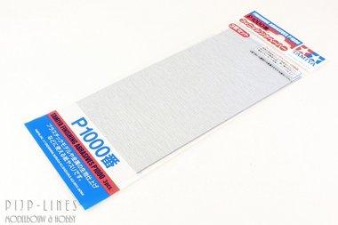 Polijst papier P1000 3st.