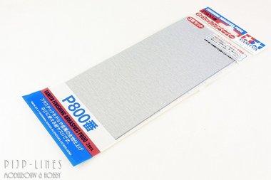 Polijst papier P800 3st.