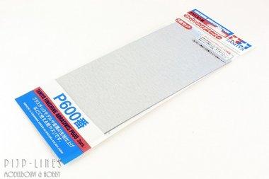Polijst papier P600 3st.