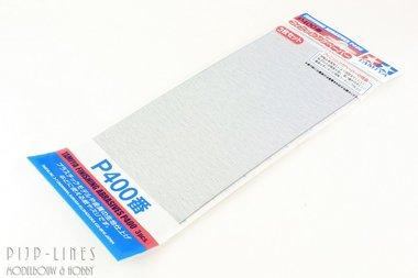 Polijst papier P400 3st.
