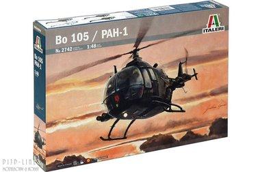 B0 105 / PAH-1 Helikopter (NL)