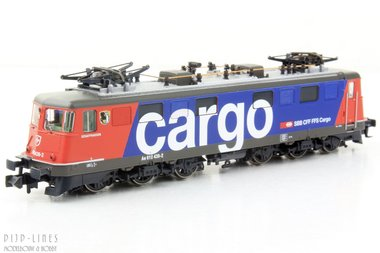 SBB Cargo E-lok Ae 610 DCC Sound