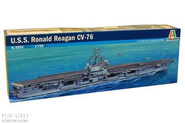 U.S.S. Ronald Reagan CV-76