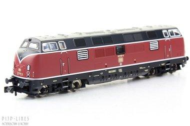 DB diesellocomotief V 221 DCC