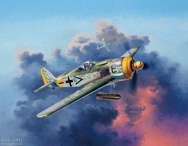 Focke Wulf Fw190 F-8
