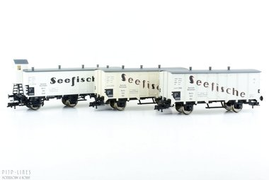 DRG koelwagen set