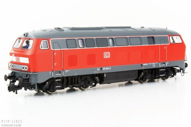 DB-AG diesellocomotief BR 215