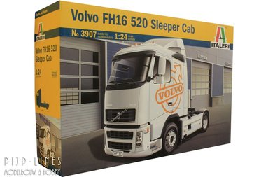 Volvo FH16 520 Sleeper Cab