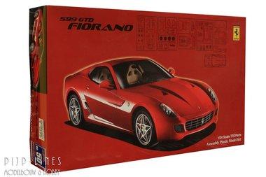 Ferrari Fiorano 599 GTB