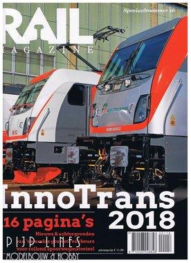 Rail Magazine InnoTrans 2018