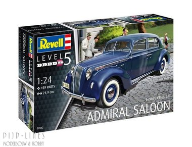 Admiral Saloon