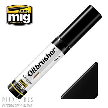 MIG Oilbrusher Mig Gimenez Black