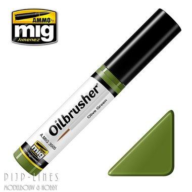 MIG Oilbrusher Mig Gimenez Olive Green