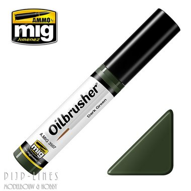 MIG Oilbrusher Mig Gimenez Dark Green