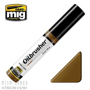 MIG Oilbrusher Mig Gimenez Dark Mud