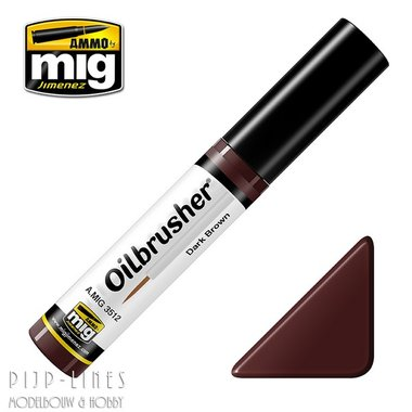 MIG Oilbrusher Mig Gimenez Dark Brown