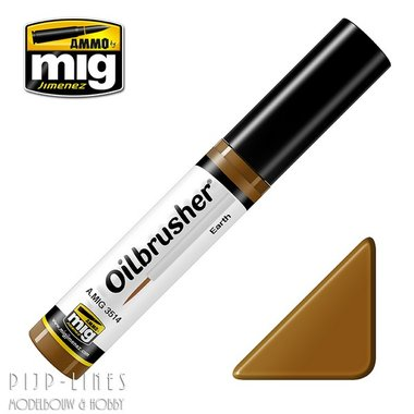 MIG Oilbrusher Mig Gimenez Earth