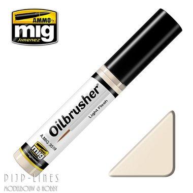 MIG Oilbrusher Mig Jimenez Light Flesh