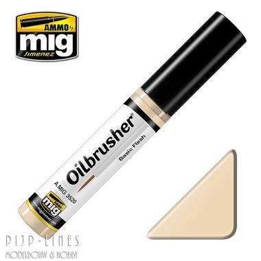MIG Oilbrusher Mig Jimenez Basic Flesh