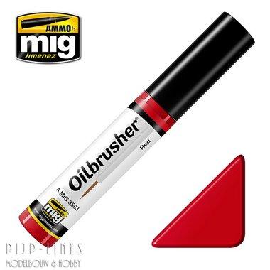 MIG Oilbrusher Mig Jimenez Red