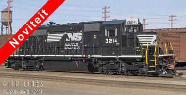 US Diesellocomotief SD40-2