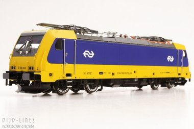 NS E-lok 186 003 TRAXX DC an. BASIC+