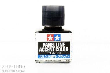 Panel Line (Black)