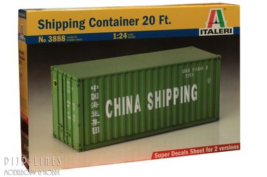 20'F zeecontainer