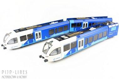 Arriva GTW 2/8 elektrisch treinstel Nr 517