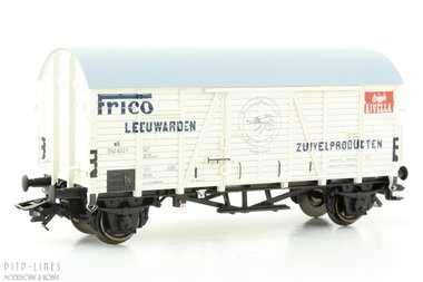 NS gesloten wagon  Frico Leeuwarden